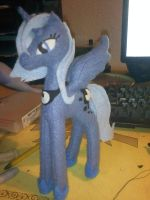 Luna Plushie by russkyguy1917