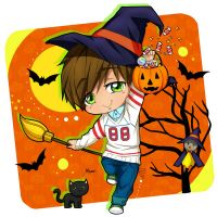 Free! - Happy Halloween 2014 by DaphInteresting