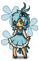 Perriwinkle the Altaria by Jrynkows