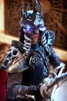 Arthas Cosplay - Voroneg 2012 by andrewhitc