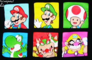 Mario Shirt 3 by candylandxp7
