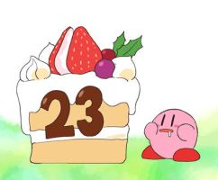 Kirby 23rd anniversary animation!(04.27.) by rike-e
