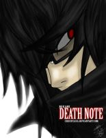 Death Note: Mikami 01 by CrucifixJEL