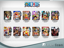 One Piece Icon Pack by GianMendes