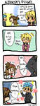 GS4 - Kyouya's Plight by LarkIsMyName