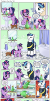 Comic - Twilight's First Day #3 by muffinshire