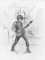 Mikey Way by UnfailingEnvoy