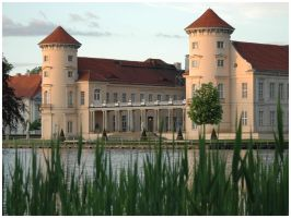 Rheinsberg Castle by Fox82