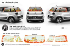 Fiat is on fire by CraZyMindSaCha