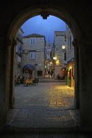 Streets  of  Korcula  4 by CitizenFresh