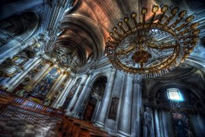 Church IV by kubica