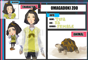 Omagadoki Zoo app : Tuya by MnCrumble