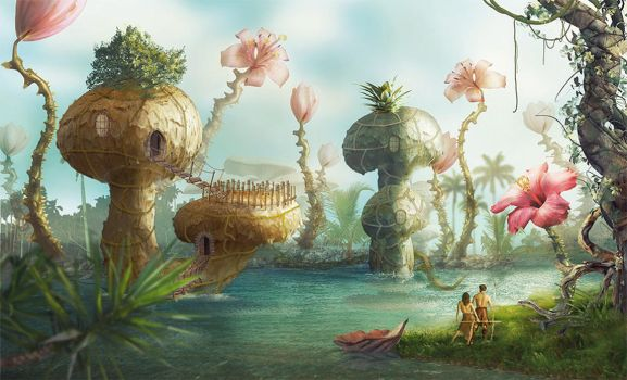 lost World by Lotta-Lotos