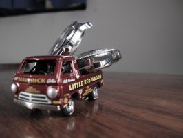 JL Little Red Wagon by josmo