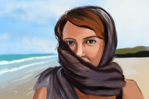 Scarf by Hawoot