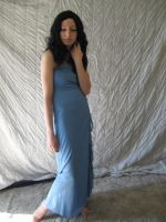 Blue Dress 04 by aceoni-koronue-stock