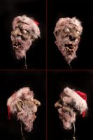 zombie claus by kezeff