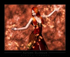 Autumn Glamour by RavenMoonDesigns