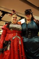steampunk girls 4 by ghousel