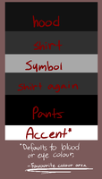 God Tier Colour Guide by L0UDST