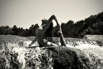 Yoga Outdoors 008 by PhillyPuddy