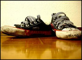 Vintage All Star by emograph
