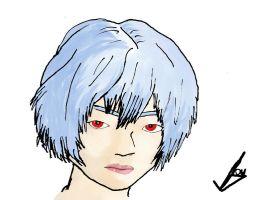 Rei Ayanami-My Style by Valkyrie1981