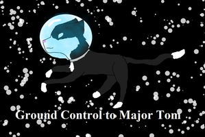 Ground Control to Major Tom by Blaize-Eternal