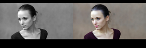 Girl colorization and retouch2 by silene7