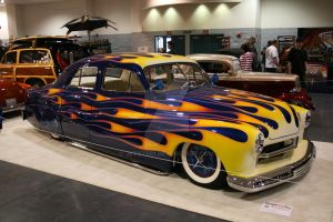 Flamed Merc by Jetster1