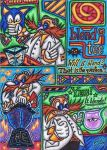 .:The Art Of Blending:. Featuring Eggman And Sonic by AceOfSpeed94