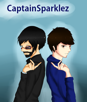 CaptainSparklez by Alexthezombie