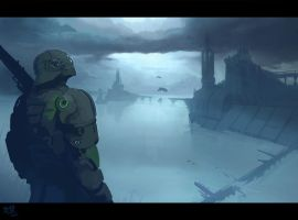 Outpost by madspartan013