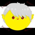 APH Prussia Ze Awesome Gilbird! by BlAcK-RoSe2