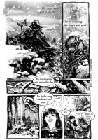 The Hobbit comics: Snow day - part (4-end) by evankart