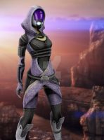 Tali by ZoeDemar
