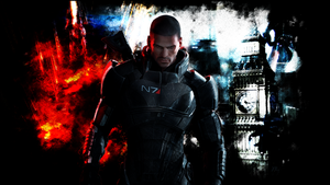 Mass Effect 3 Wallpaper by DragunowX
