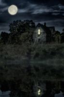 Alone in the Dark by w-35