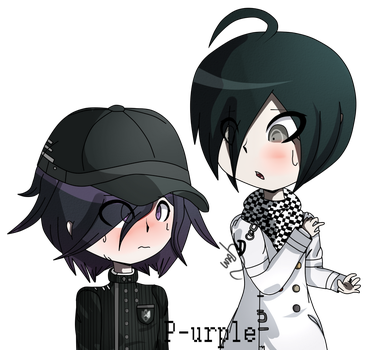 ~*Danganronpa V3///Clothes swap by ColorDream123