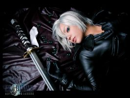 Kadaj - FF VII Advent Children by Tsubaki-chan