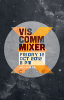 Mixer Poster by Bazey
