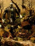 Grundy In Slaughter Swamp by skphile