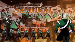Samurai Wallpaper by leakypipes