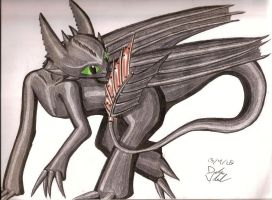 HTTYD: Toothless by LovesTransformers