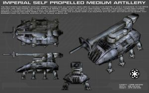Self Propelled Medium Artillery ortho [New] by unusualsuspex
