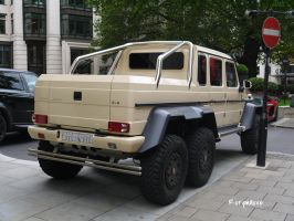 Mercedes-Benz G63 AMG 6x6 by The-Transport-Guild