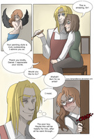 Painting Lessons pag01 by VampireBarons