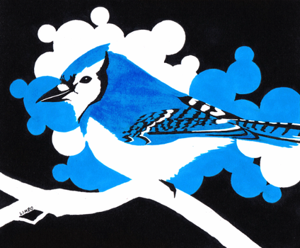Bluejay by LimboTheLost