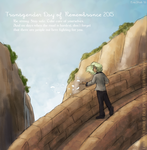 Remembering those we've lost, 2015 by ErinPtah