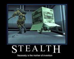 Snake's Stealth-in-a-box by Hells-Wingman